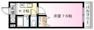ベルロード西村(02・05・07号室)