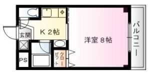 フレンドリーハウス匠(02・07号室)