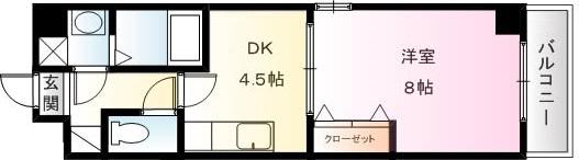 Campus VillageⅡ(01号室)