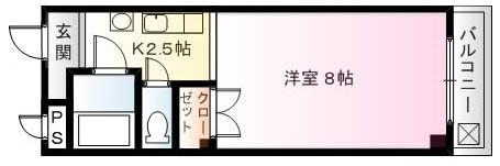 コーポM-Ⅱ(01・03・06号室)